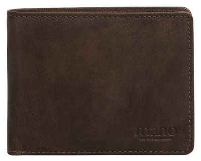 MANO Geldbörse »DON PIETRO« (1-tlg), 2fach klappbar