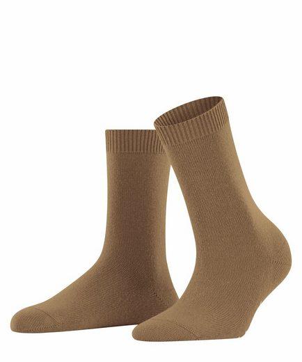 FALKE Socken »Cosy Wool« (1-Paar) mit Schurwolle und Kaschmir