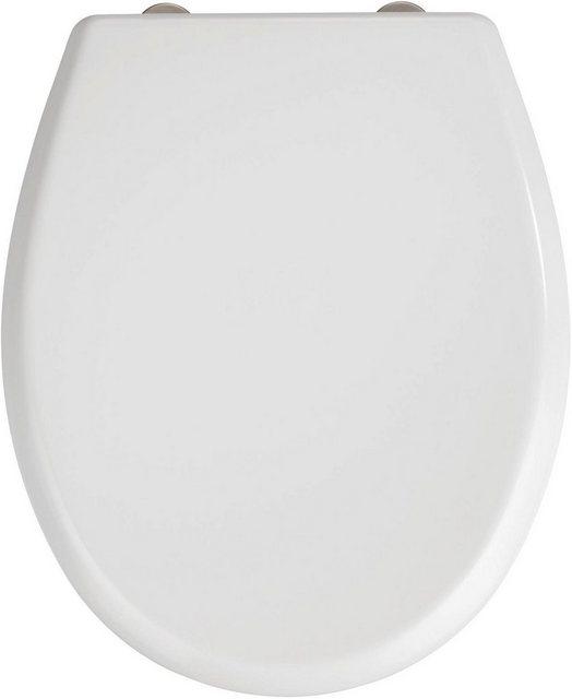 WCs und Zubehör - WENKO WC Sitz »Gubbio«, Duroplast, mit Absenkautomatik  - Onlineshop OTTO