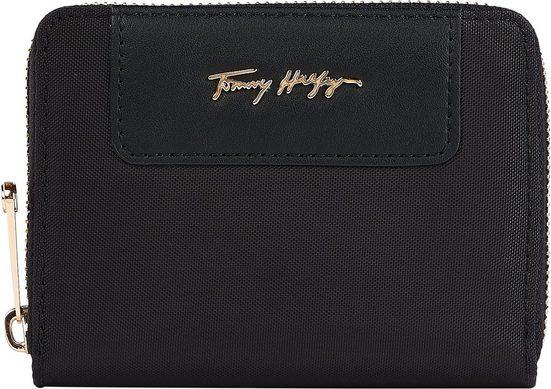 Tommy Hilfiger Geldbörse »TOMMY FRESH MEDIUM ZA«, im kleinem Format