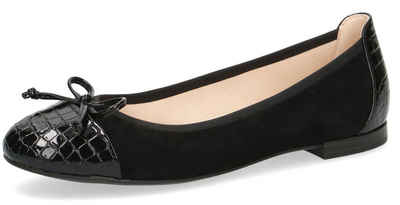 Caprice »9-22105-26 019 Black Comb« Ballerina