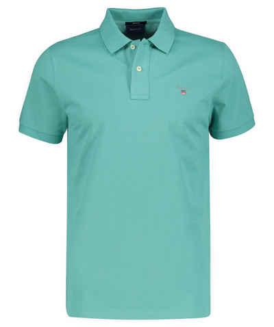 Gant Poloshirt »Herren Poloshirt Regular Fit Kurzarm«