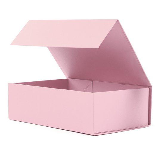 AdelDream Aufbewahrungsbox »Gift Box, Magnetic Gift Box, Reusable Decorative Box, Gift Boxes, Decorative Box, Rectangular Presentation Box for Presentation«