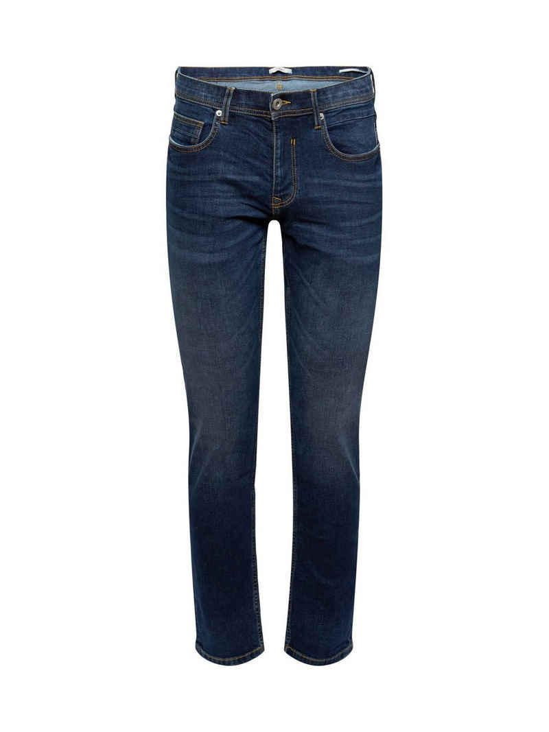 edc by Esprit Slim-fit-Jeans »Schmale Stretch-Jeans im Washed-Look«