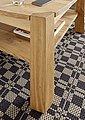 MCA furniture Couchtisch, Couchtisch Massivholz mit Ablage, Bild 3