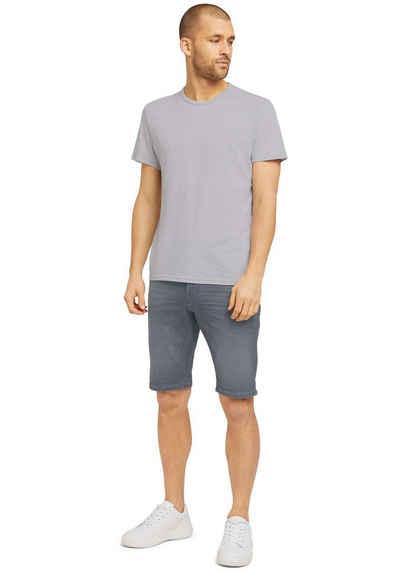 TOM TAILOR Jeansshorts moderner Look