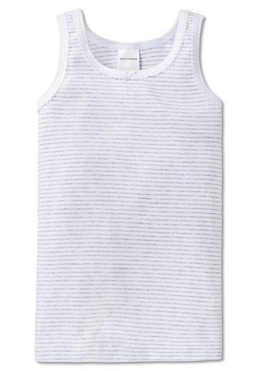 Schiesser Unterhemd »Mädchen Unterhemd - Shirt ohne Arme, Hemd,«