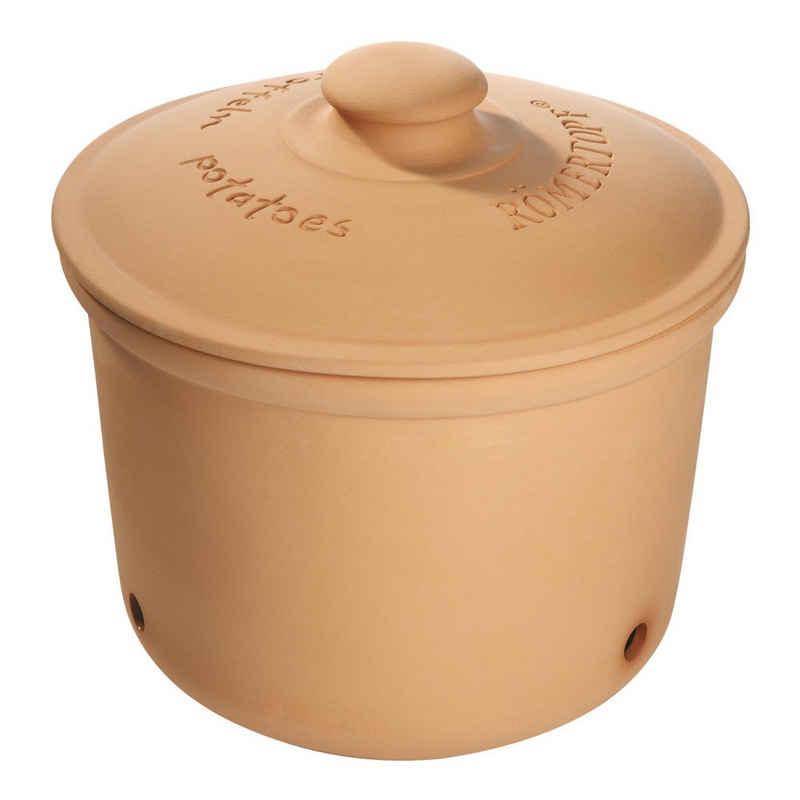 RÖMERTOPF Römertopf »Kartoffeltopf 3 kg«, Ton