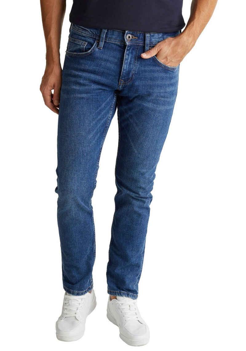 Esprit 5-Pocket-Jeans mit Abriebeffekten