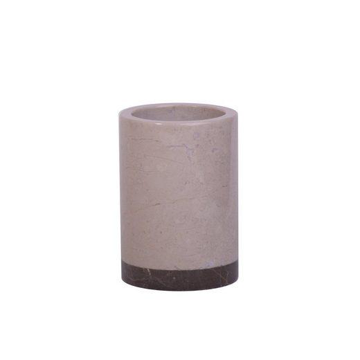 houseproud Zahnputzbecher »Bonded Marble Zahnputzbecher«, elegant