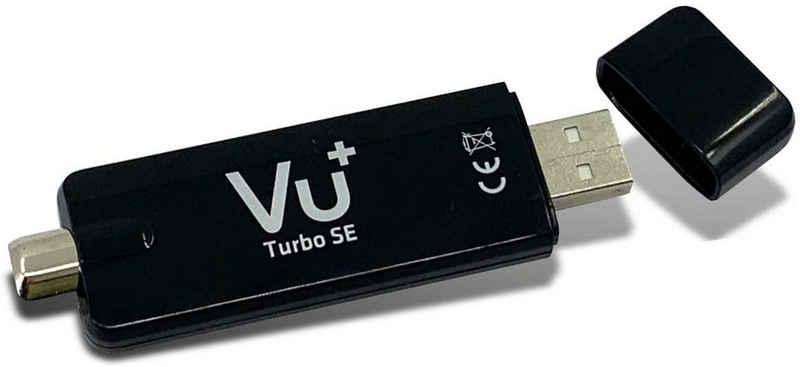 VU+ »VU+ Turbo SE Combo DVB-C/T2 Hybrid USB Tuner« Tuner