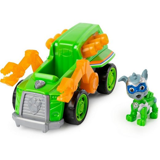Spin Master Actionfigur »PAW Patrol Mighty Pups Super Paws Helikopter mit«