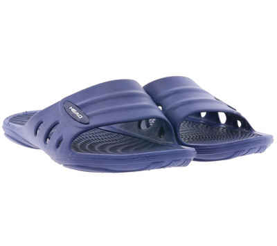 Head »HEAD Bade-Latschen Slipper bequeme Damen Schwimm-Schuhe Loop Bade-Schuhe L&Y Navy« Zehentrenner