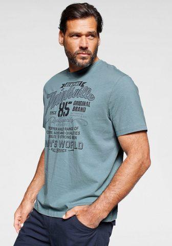 Man's World Marškinėliai su Print