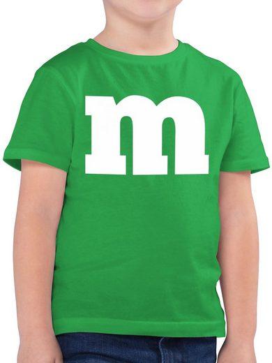 Shirtracer T-Shirt »Gruppen-Kostüm m Aufdruck - Karneval & Fasching Kinder - Jungen Kinder T-Shirt«