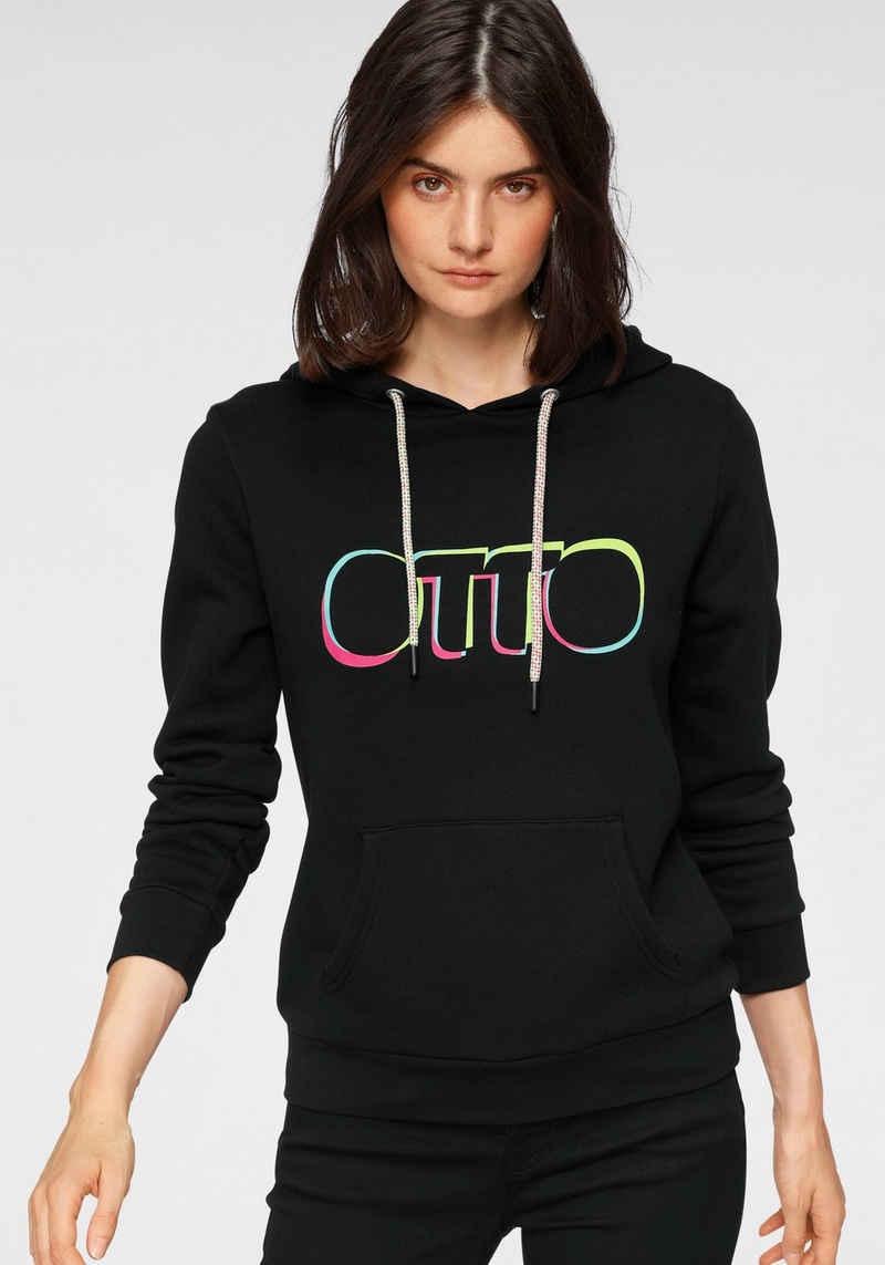 OTTO Kapuzensweatshirt »Otto Logo Pride Edition« aus zertifizierter Bio-Baumwolle