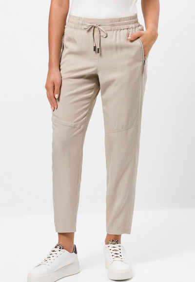 Zero Jogger Pants »Relaxed Fit 28 Inch« Hose mit Tunnelzug 28 Inch