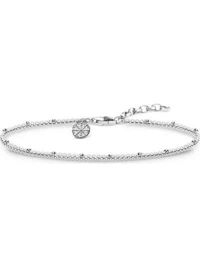 THOMAS SABO Armband »Thomas Sabo Damen-Armband 925er Silber« (Armband)