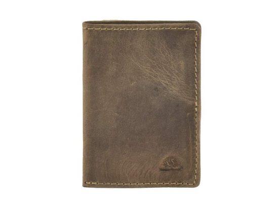 Greenburry Geldbörse »Vintage RFID«, Kartenhülle, Kartenetui, Leder, RFID