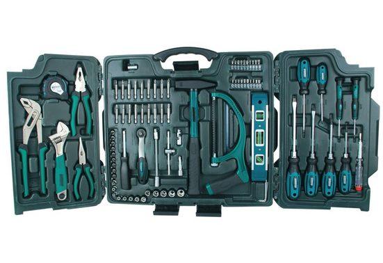 Brueder Mannesmann Werkzeuge Werkzeugkoffer »(89-tlg.)«