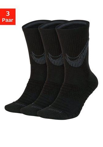 Nike Kojinės sportui »Max Cush« (3-Paar) su...