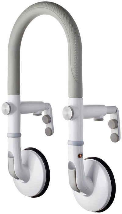 Ridder Badewannen-Einstiegshilfe Premium, belastbar bis 120 kg, mit Saugnapf