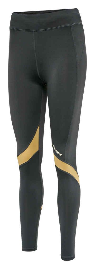 hummel Sporthose Hummel ALTHEA High Waist Tights Damen Leggings Sport Sportlegging Sporthose