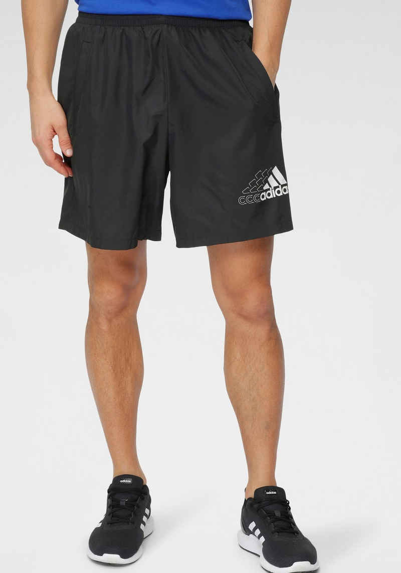 adidas Performance Shorts »ESSENTIALS LOGO SHORT«