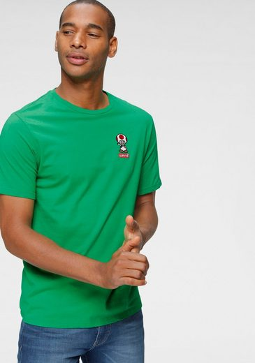 Levi's® Rundhalsshirt »Nintendo x Levi's®« Limited Collection