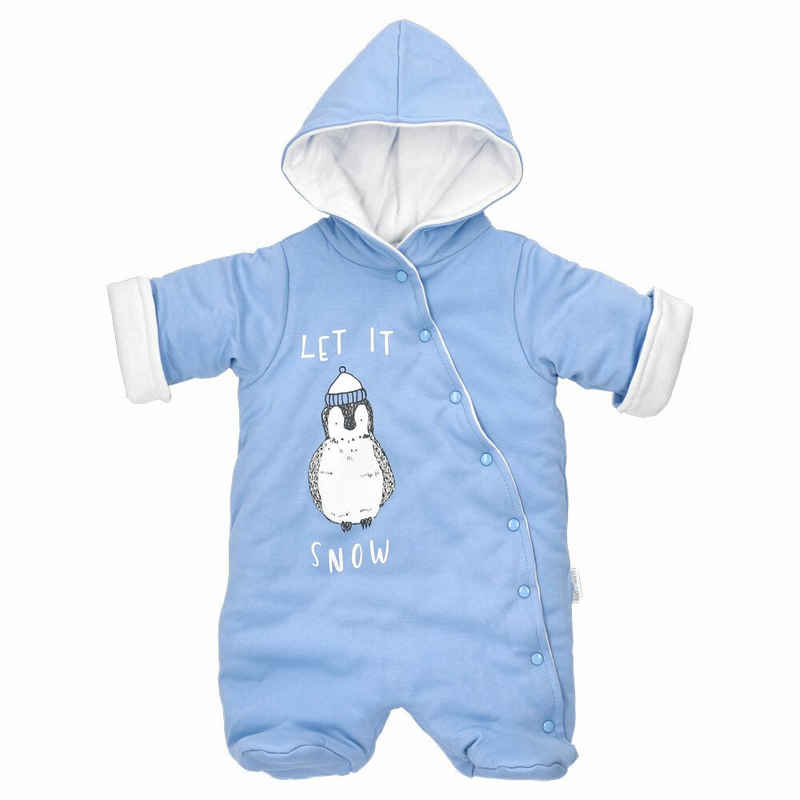 Baby Sweets Schneeoverall »Schneeanzug Let It Snow« (1-tlg)