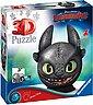 Ravensburger Puzzleball »Dragons 3 - Ohnezahn mit Ohren«, 72 Puzzleteile, Bild 2