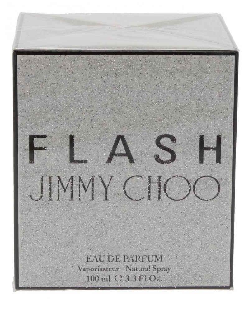 JIMMY CHOO Eau de Parfum »Jimmy Choo Flash Eau de Parfum 100ml Spray«