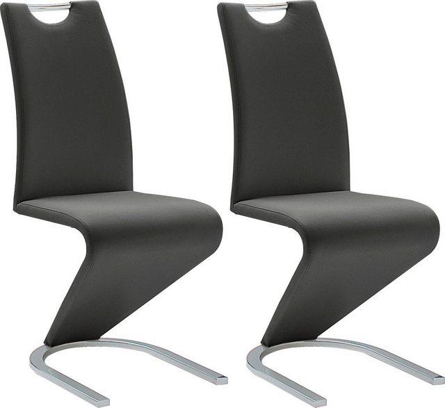 Stühle und Bänke - MCA furniture Freischwinger »Amado« (Set, 2 Stück), 2er , 4er , 6er Set, Stuhl belastbar bis 120 Kg  - Onlineshop OTTO