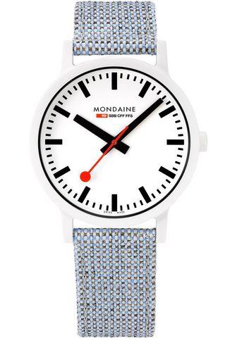MONDAINE Schweizer laikrodis »essence MS1.41110...