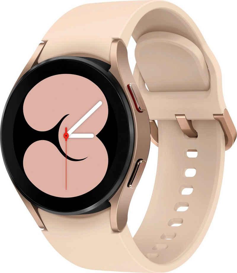 Samsung Galaxy Watch 4-40mm BT Smartwatch (1,2 Zoll, Wear OS by Google)