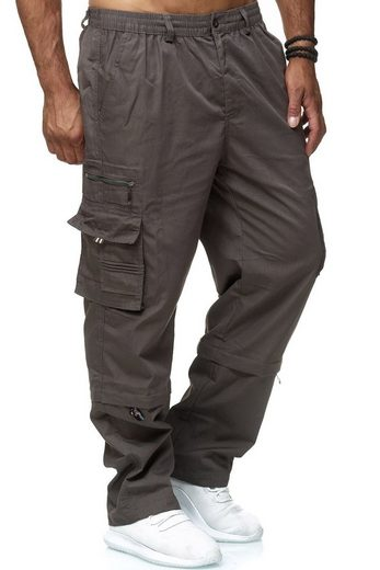 LMC Cargohose »2799« Herren Cargo Shorts mit Zipp-Off Funktion