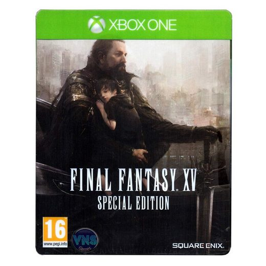 Xbox One Final Fantsy. XV Special Edition