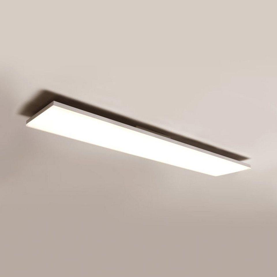 Licht-Trend Deckenleuchte »LED-Panel Q-Flat 2.0 rahmenlos