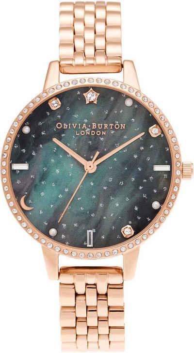 OLIVIA BURTON Quarzuhr »Celestial, OB16GD66«