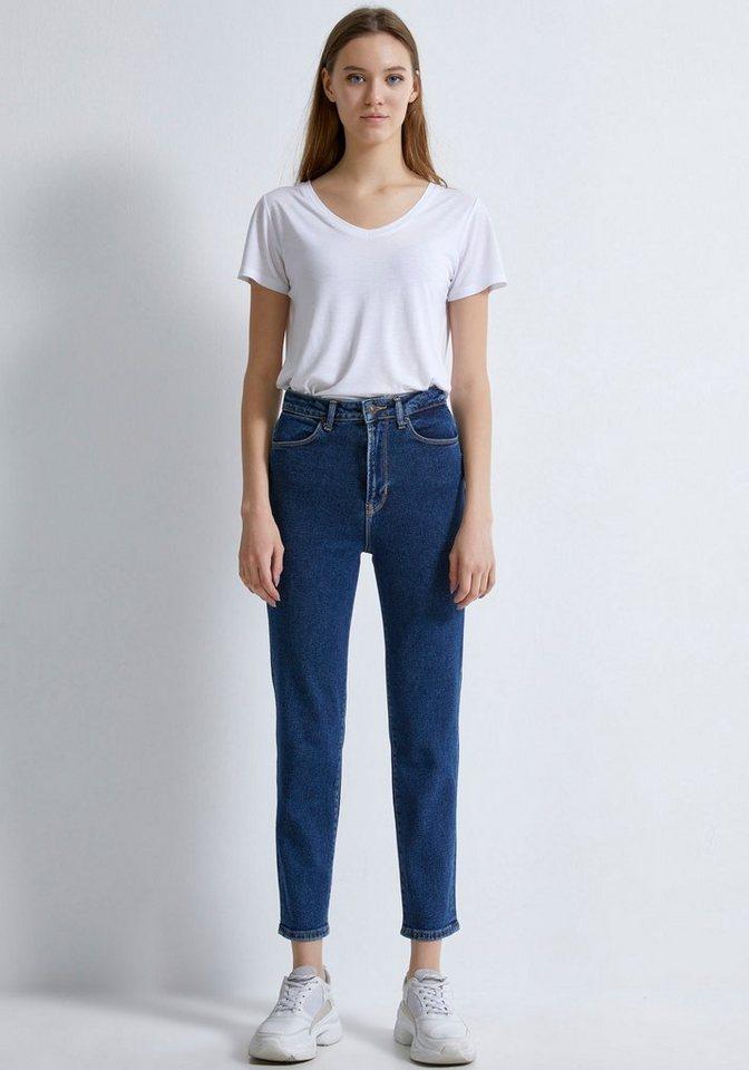 LTB Mom-Jeans »DORES« in modischer Passform für einen