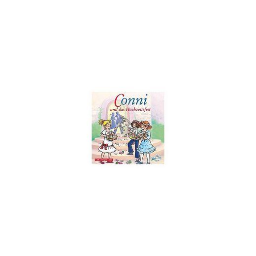 Carlsen Verlag Hörspiel »CD Conni - und das Hochzeitsfest«