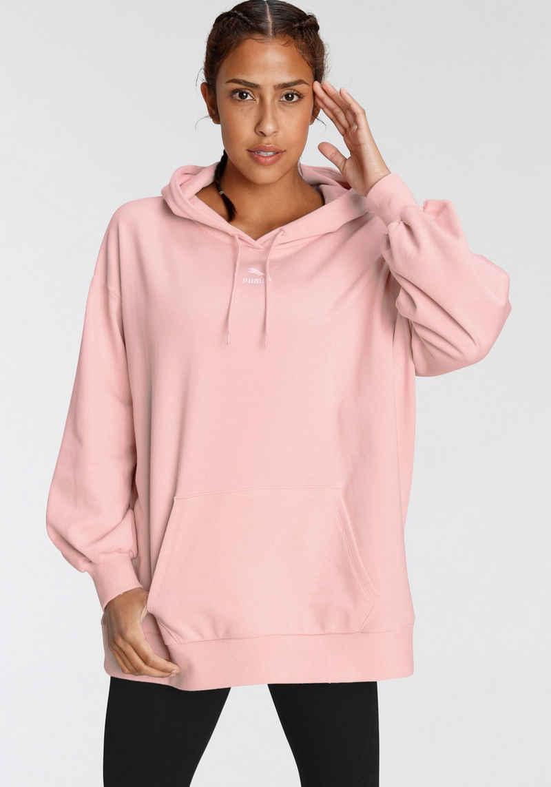 PUMA Kapuzensweatshirt »Classics Oversized Hoodie EU«