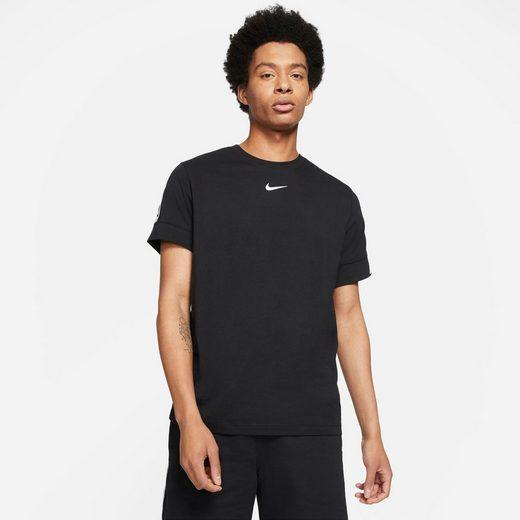 Nike Sportswear T-Shirt »Repeat Shortsleeve Tee«