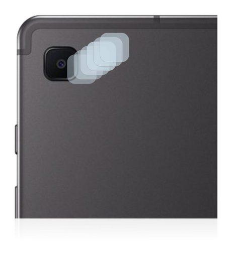 Savvies Schutzfolie »für Samsung Galaxy Tab S6 Lite 2020 (nur Kamera)«, (6 Stück), Folie Schutzfolie klar