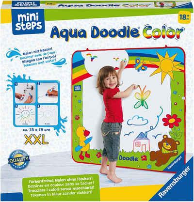 Ravensburger Kreativset »ministeps® Aqua Doodle® XXL Color«, Made in Europe