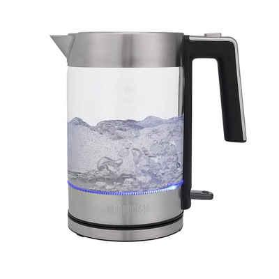 PRINCESS Wasserkocher 236041 Glas-Wasserkocher London, 1.7 l, 2200 W