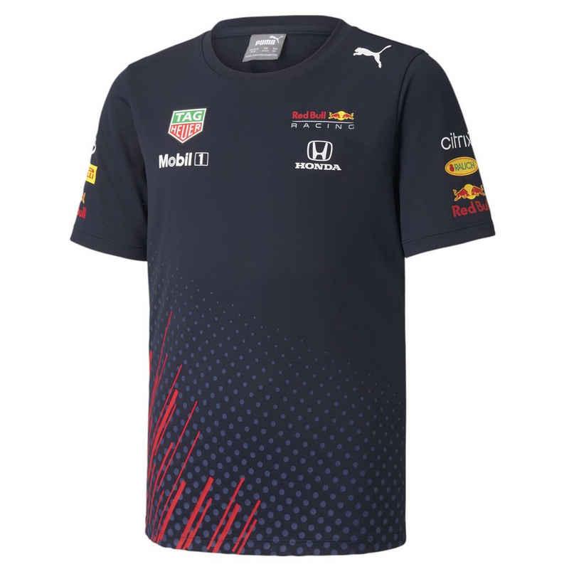 PUMA T-Shirt »Red Bull Racing Team Jugend Motorsport T-Shirt«