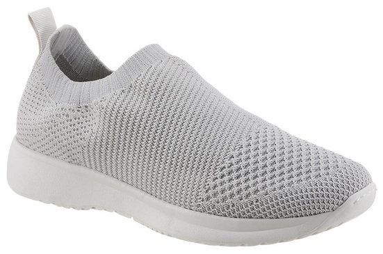 Vagabond »CINTIA« Slip-On Sneaker in Strick-Optik