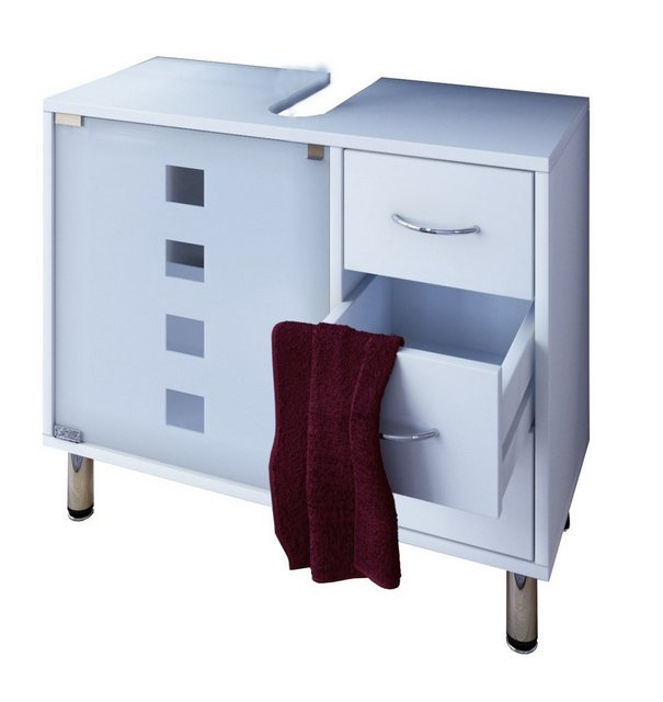 Badschränke - VCM Waschbeckenunterschrank »Badunterschrank Darola «  - Onlineshop OTTO