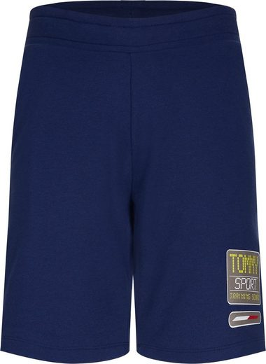 TOMMY SPORT Shorts »PRINTED FLEECE SHORT«
